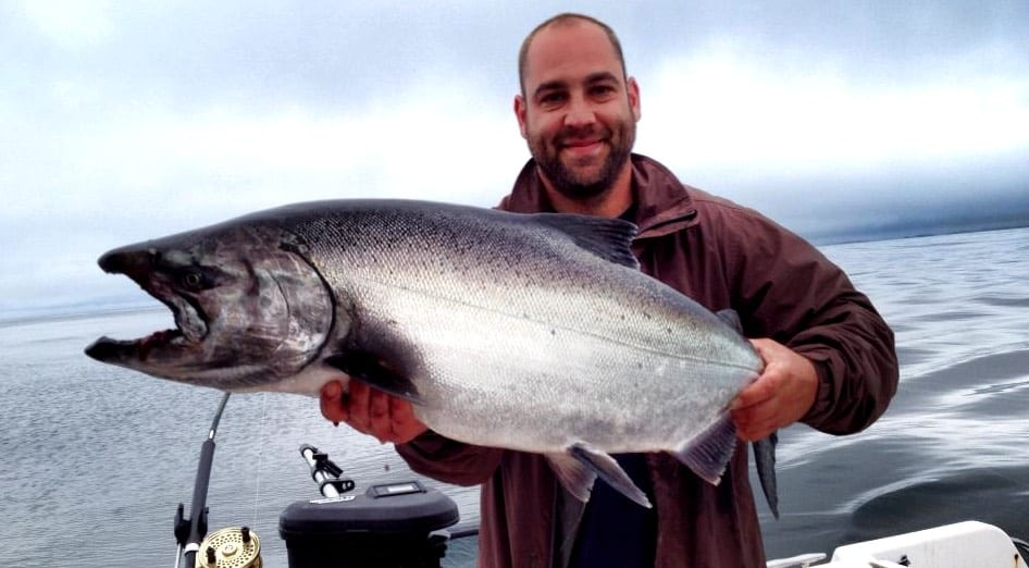 Fishing Tofino 6