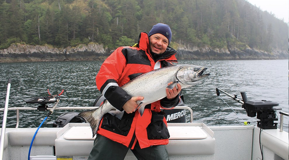 Haida Gwaii Fishing 12