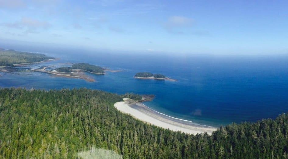 Langara Island BC