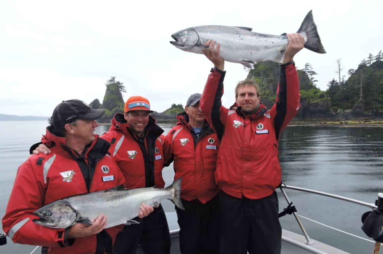 Chromer sport fishing reviews page 1 for Langara fishing lodge