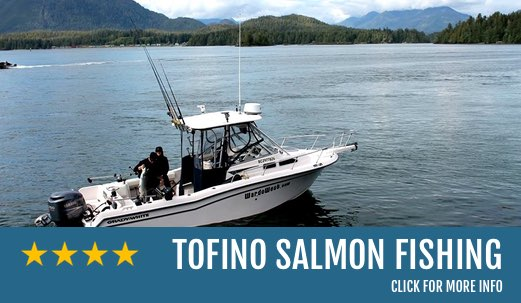 TOFINO SALMON FISHING BC
