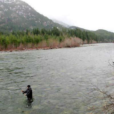 Vancouver Island Salmon Fishing BC