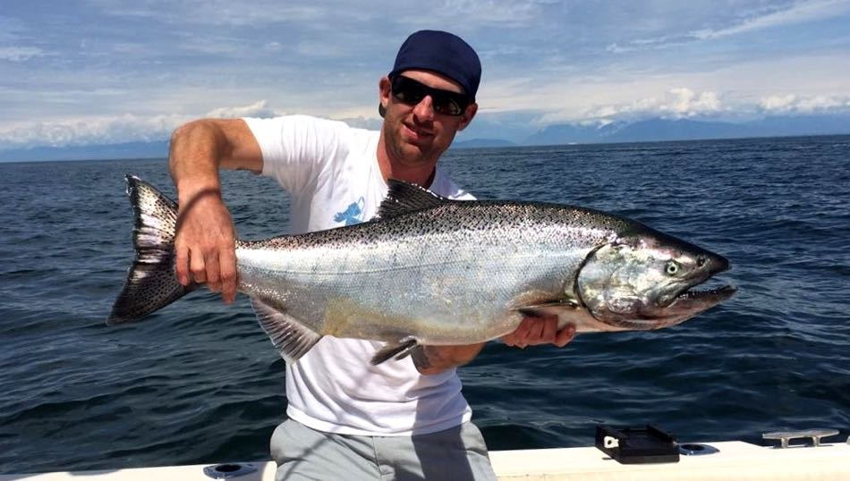 Vancouver Salmon Fishing Charters | Summer salmon fishing in Vancouver