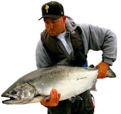 BC fishing Guide Yos Gladstone