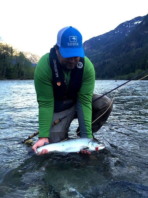 Vancouver fishing info get the most out of your bc for Local knowledge fishing