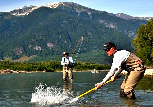 Skeena river fishing steelhead fishing lodge on the skeena river an excellent trip for those wanting to experience skeena river fishing for wild steelhead and salmon in bc easily our most popular bc steelhead trip sciox Image collections