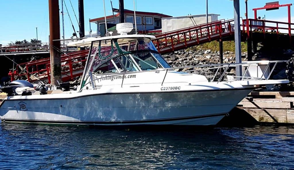 Vancouver Island Salmon Fishing Packages