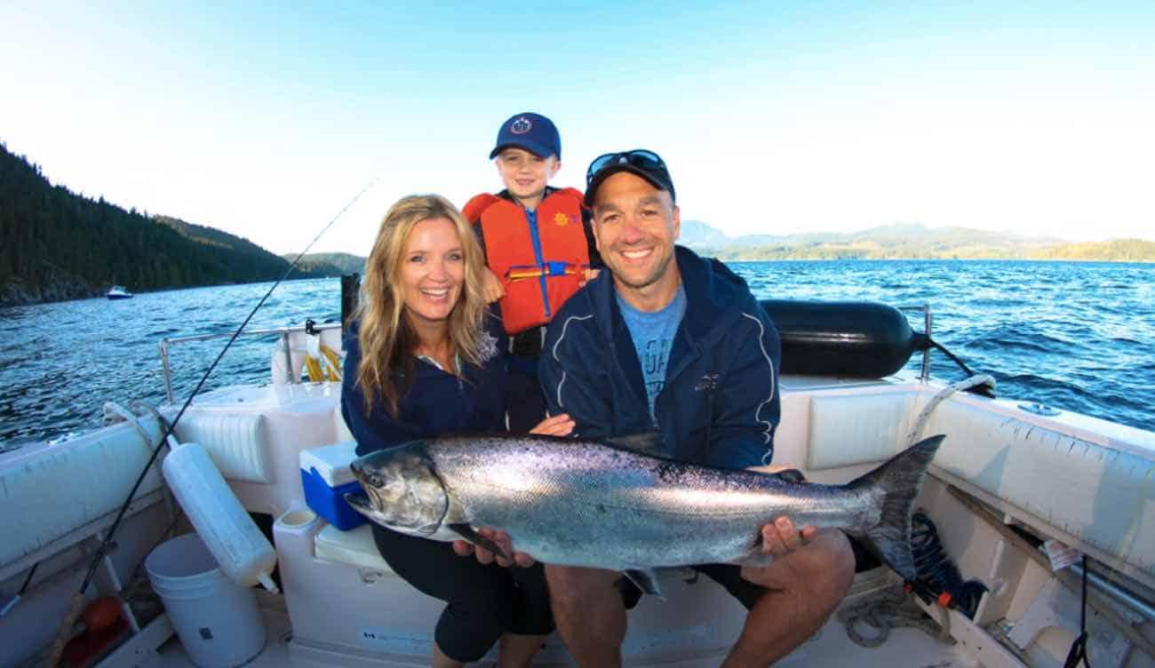Vancouver Island Fishing Seasons