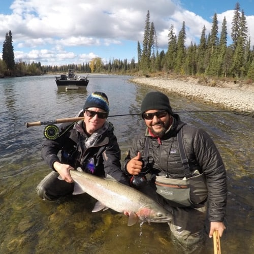 SEE OUR FULL LODGE PACKAGES ON THE BULKLEY RIVER