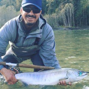 Squamish River Fishing October