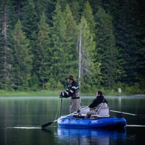 SUMMERTIME FLY FISHING TRIPS IN WHISTLER BC