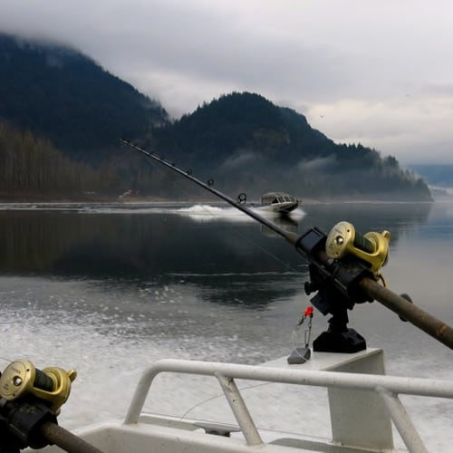 SEE SOME OTHER WINTER FISHNG OPTIONS NEAR VANCOUVER