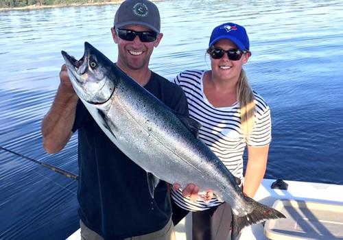 BC salmon charters