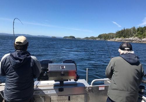 port hardy fishing
