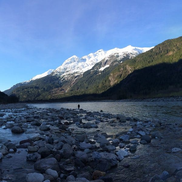 Vancouver fly fishing outfitter