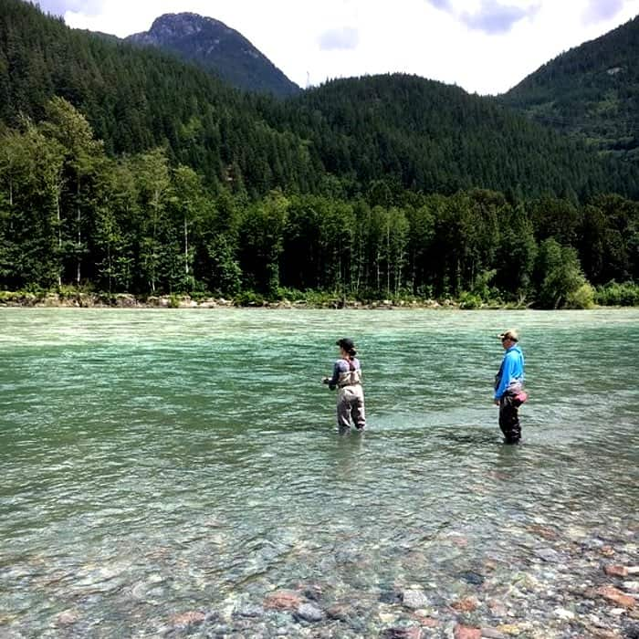 Fly Fishing Vancouver BC