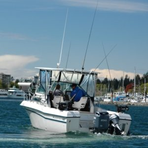 Summer Fishing Vancouver BC