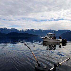 Salmon Fishing Charters in Vancouver British Columbia