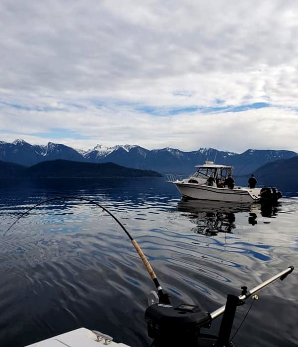 Salmon Fishing Charters in Vancouver British Columbia