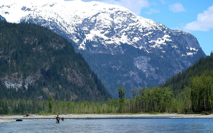 Squamish Steelhead Fishing