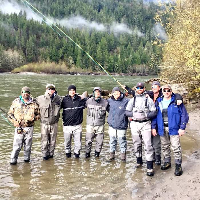 Vancouver fly fishing course