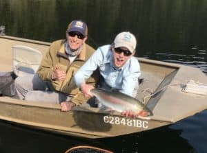 Interior Fly Fishing British Columbia