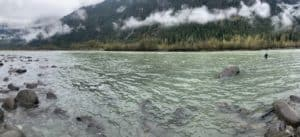 Squamish River fishing