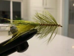 best bull trout fly